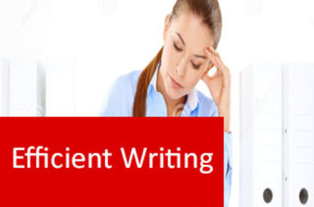 3 necessary pointers for writing efficient news articles