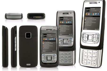 Nokia E65 – All About Serious Business