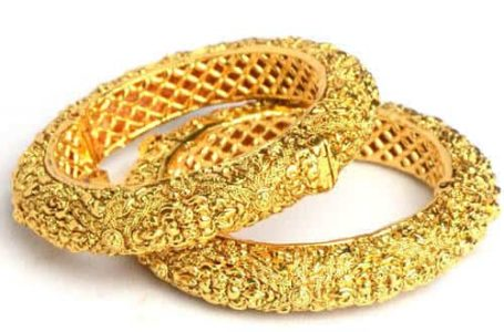 How to determine Quality of Gold Bangles through weight