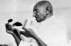 Mahatma Gandhi's experiments with meals and the training we will research