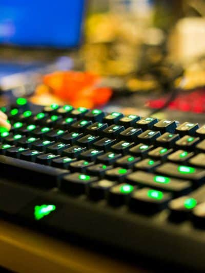57% of online gamers playing more than one hour a day
