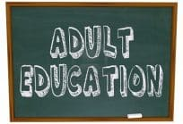 Adult Education: A Few Things to Consider