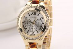 Be Stylish and Trendy With Fashion Wristwatches