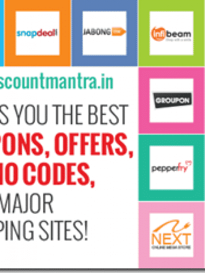 Save On Your Shopping Bill With Discount Mantra