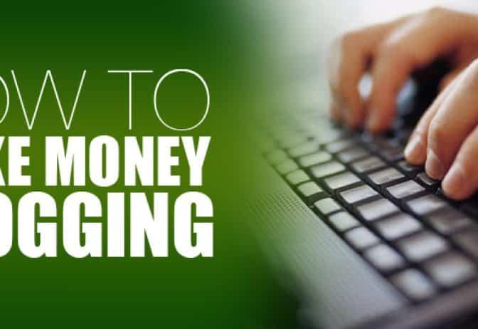 How to make money through Blogging