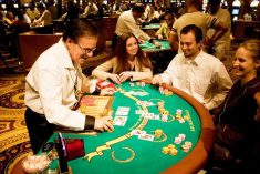 At the CES, new technologies are changing the way gambling is conducted.