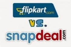 Snapdeal Vs Flipkart Offer Fight Begins